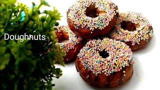 Doughnut Recipe lll Homemade Doughnut Recipe lll Yummy and Delicious lll