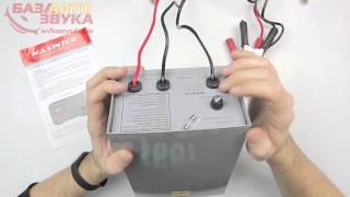 зарядное для аккумуляторов MAXINTER Plus - 10AТ Обзор avtozvuk.ua
