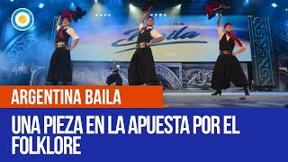Argentina Baila, una pieza en la apuesta de la Televisión Pública Argentina por el folklore