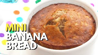 How To Make Banana Bread For One - Only One Banana