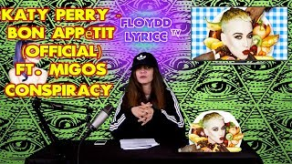 Katy Perry - Bon Appétit CONSPIRACY THEORY - SPIRIT COOKING???