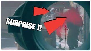 Je suis derrière eux ! - Rainbow Six Siege #32 S5 classé FR PS4