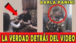 La  Verdad sobre Video de Karla Panini con Hijas de Karla Luna