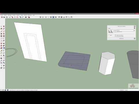 Tutoriel d cor anim pour iclone 4 part 2 funnydog tv for Outil miroir sketchup