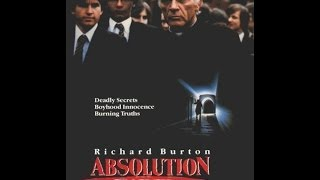 ABSOLUTION Starring Richard Burton 1978