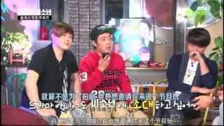 cut eun jiwon calls after school uee on 2oth cent b0y