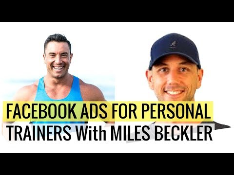 Facebook Ads For Personal Trainers with Miles Beckler     Coaches Cartel Podcast