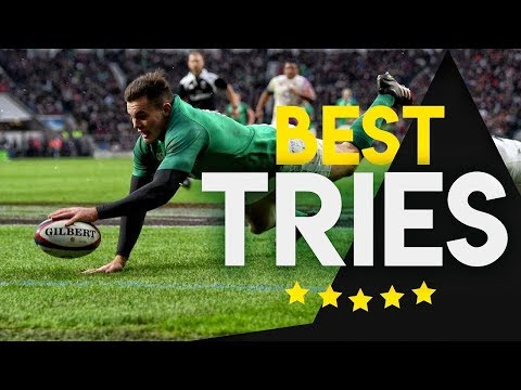 Best Rugby Tries | International Rugby – Compilation ᴴᴰ