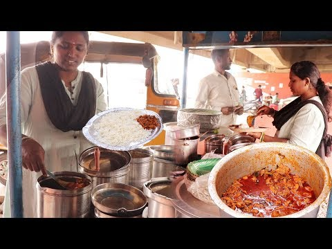download Unlimited Meals Ready   Roadside Unlimited Non Veg Meals Only $0.7   Indian Street Food