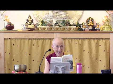 05 Good Karma: A Bodhisattva's Courage 05-31-21