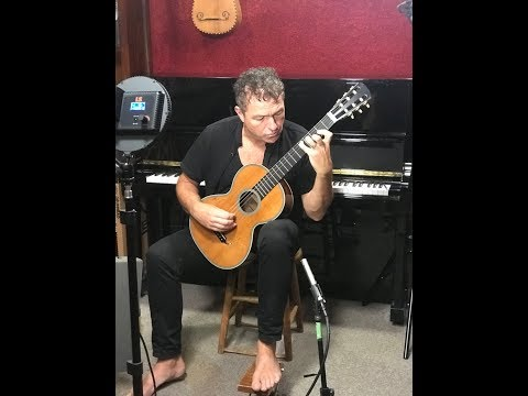 Fernando Sor Classical Study In C - Played By Richard Durrant