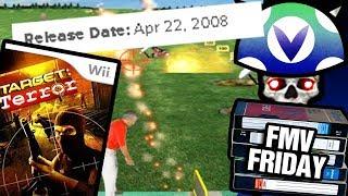 [Vinesauce] Joel - FMV Friday: Target: Terror ( Wii )