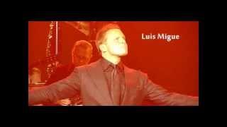 """Luis Miguel. 2012. Magistral! Canta:""""Ayer"""" casi 20 años des..."""
