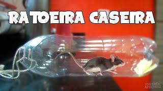 Como fazer uma Ratoeira simples (Armadilha para ratos)