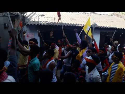 Bansberia, Hanuman Jayanti. 11.03.2017