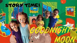 Goodnight Moon | Story Time | Kids Book