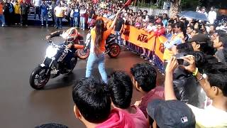 Video 3 | KTM Stunt Show Belgaum