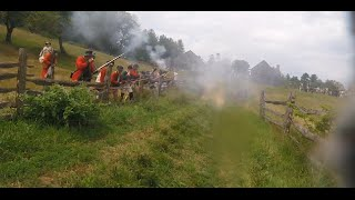 old sturbridge village redcoats and rebels 2016   first day   first person reenactment