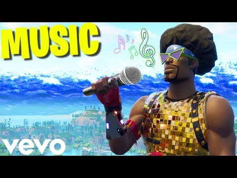 FORTNITE MUSIC COMPILATION !