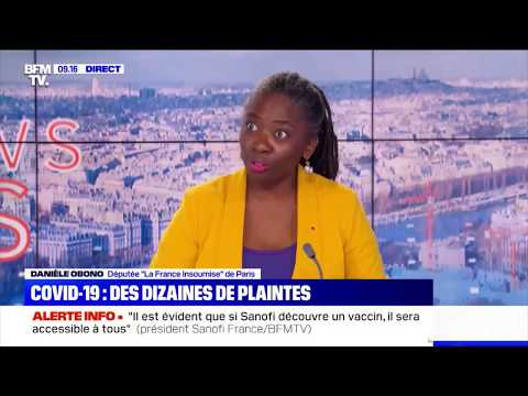 COVID-19 : LA FRANCE INSOUMISE CRITIQUE L'INCURIE ET PROPOSE UNE ALTERNATIVE (BFMTV, 14/05/20)