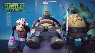Brother VS Brother    Teenage Mutant Ninja Turtles Legends