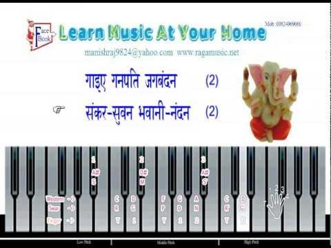 Happy ganesh chaturthi : Ganesh Sruty : Gaie Ye...