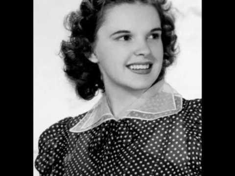 Judy Garland...Over The Rainbow (Rare Version)