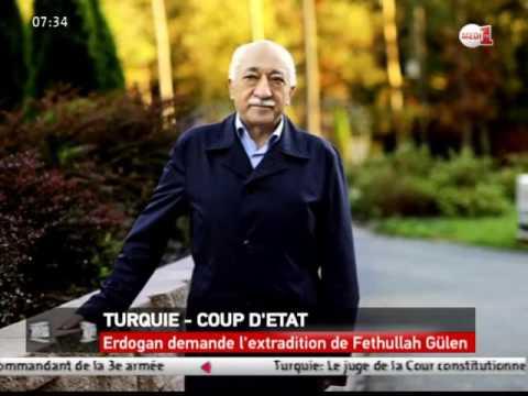 Qui est Fethullah Gülen, la bête noire d'Erdogan?