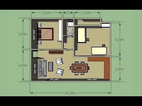 Como hacer una casa de mu ecas planos youtube - Planos para construir una casa ...