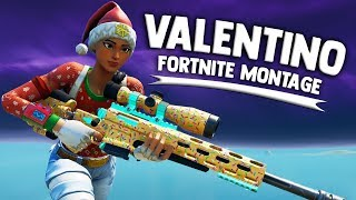 "Fortnite Montage - ""VALENTINO"" (24KGoldn)"