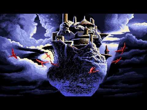 DragonStrike PCDOS 1990, Westwood & SSI, Advanced Dungeons & Dragons