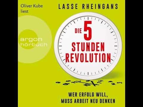 Die 5-Stunden-Revolution YouTube Hörbuch Trailer auf Deutsch