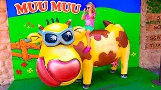 Best Outdoor Playgrounds for kids Amusement park