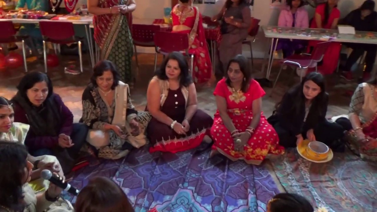 IIW INSPIRING INDIAN WOMEN and EVENTS TO EMPOWER PRESENTS PRE KARVACHAUTH 2018