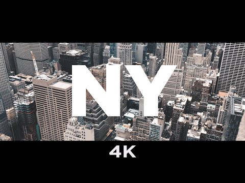 New York City NYC Trip, USA 2017 4K Cinematic Ultra HD