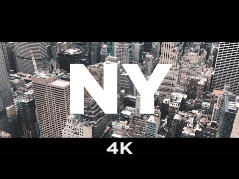 New York City NYC Trip, USA 2017 4K Cinematic Ultra HD