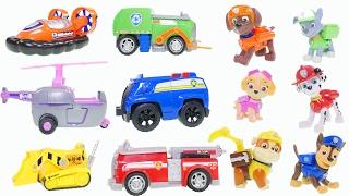Mejores Videos para Niños Aprendiendo Colores - Junta a Patrulla de Cachorros con sus Carros