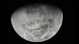 Shirdi Sai Baba Miracles reported from across the world -Baba's appears on Moon, walls & temples