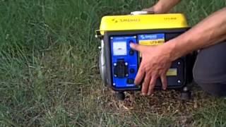 видео Бензиновые генераторы 12 кВт