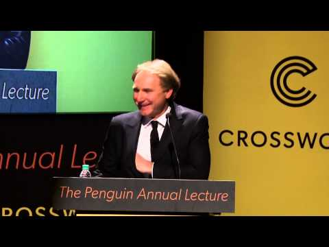 The Penguin Annual Lecture by Dan Brown Mumbai - YouTube