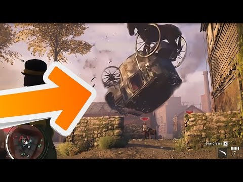 Assassin's Creed: Syndicate - Flying Carriage...