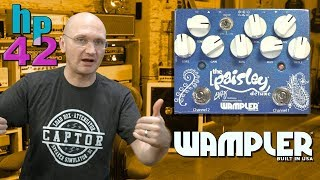 Wampler Paisley Drive Deluxe - Review