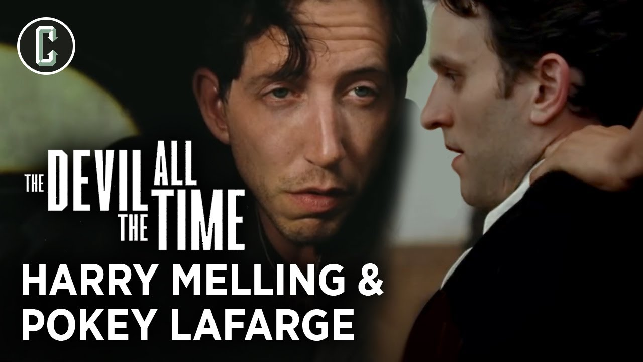The Devil All the Time: Harry Melling and Pokey LaFarge Interview
