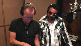 Sting and Shaggy Don't Make Me Wait NEW SONG Snippet