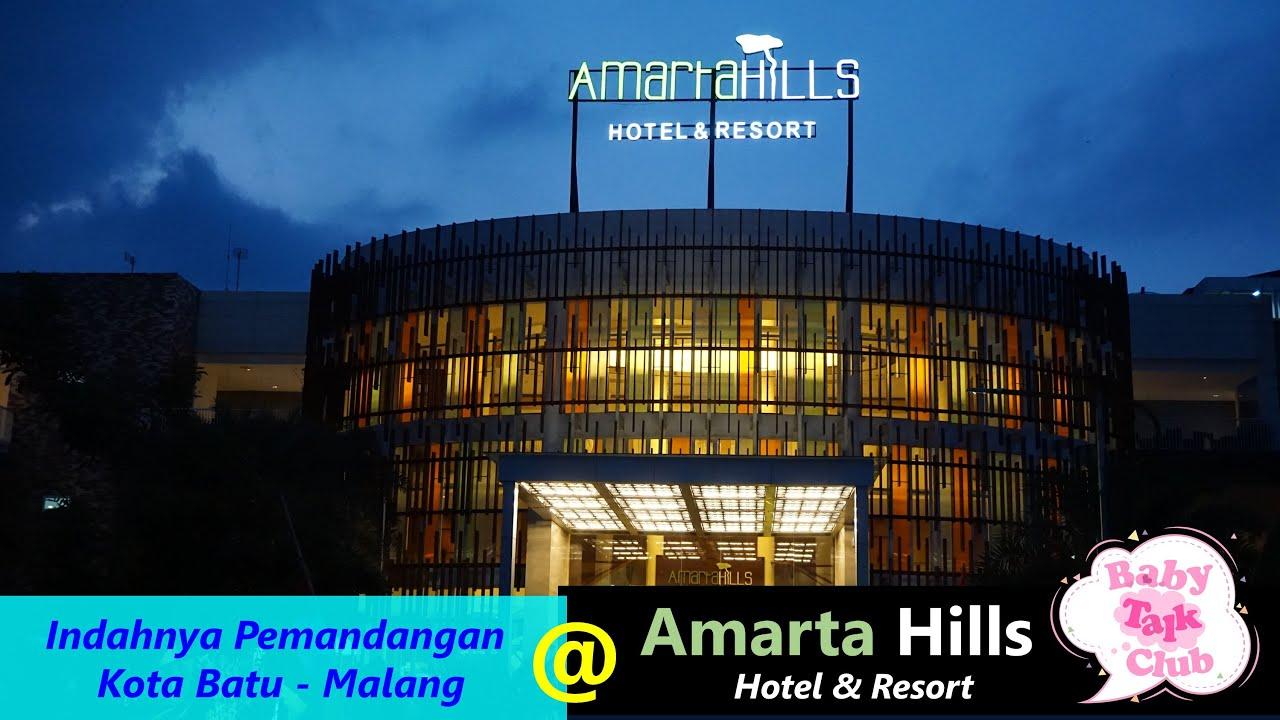 Amarta Hills Hotel and Resort - Wisata Batu Malang - YouTube