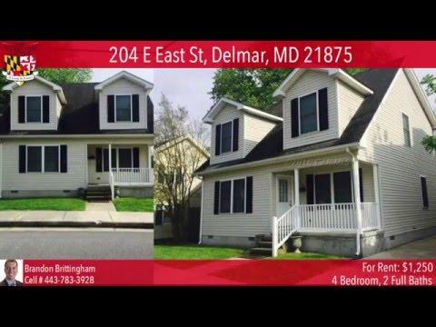 204 E East St, Delmar, MD 21875