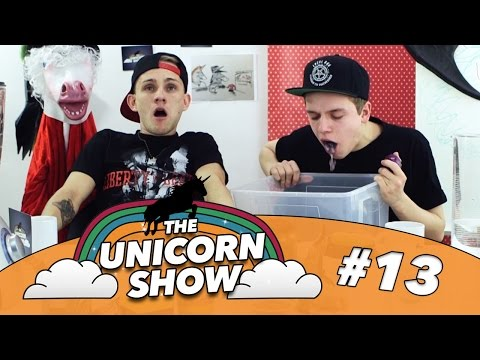 Eiqu & Rasmus spiser løg! | The Unicorn Show | Ep. 13