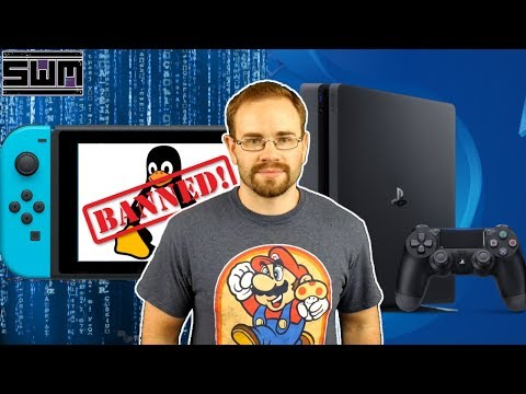 Nintendo Starts Banning Switch Hackers And Sony Starts To Wind Down The PS4 | News Wave