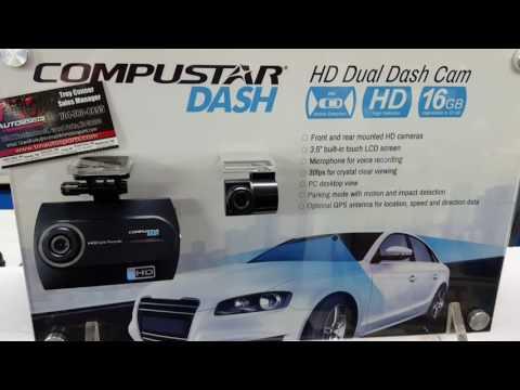 Compustar Dash at TM Autosports