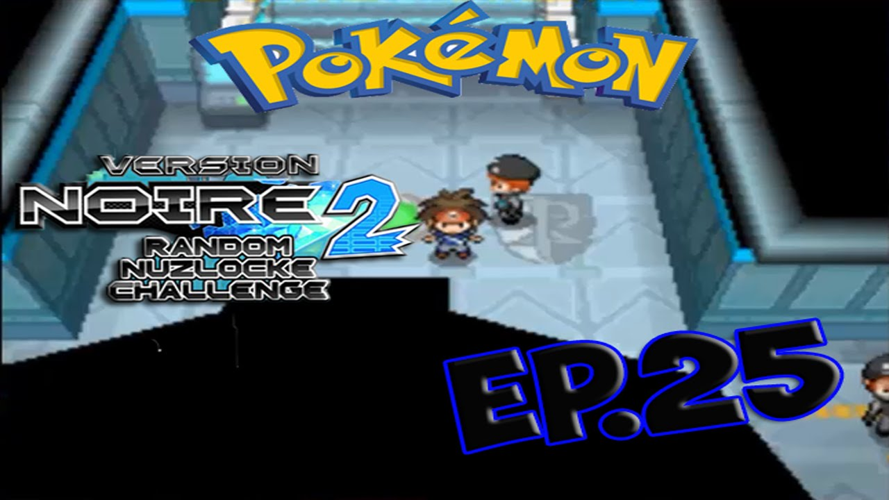 pokemon noir 2 randomizer